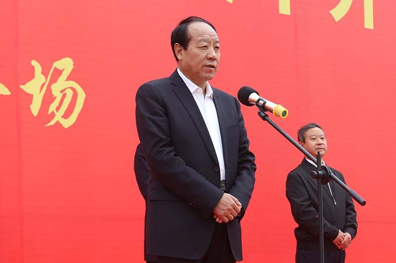市委常委、统战部长吴清海宣布全县重点项目集中开工.jpg