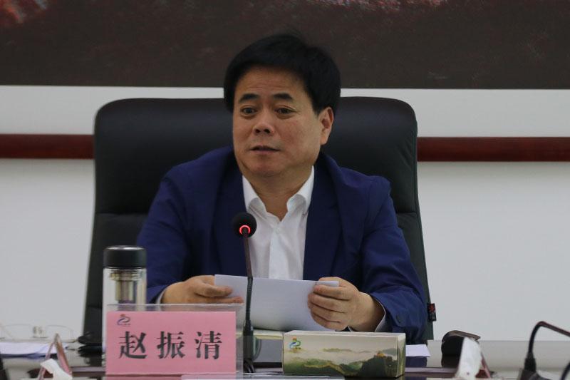 市政协副主席、县委书记赵振清就做好下步工作提出具体要求.jpg